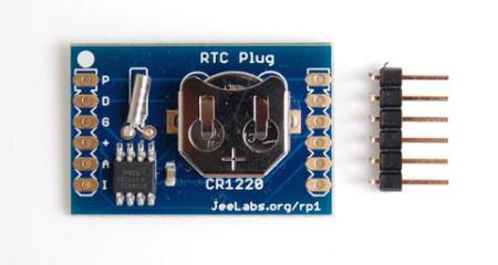 Jeelabs RTC-Plug